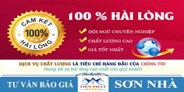 Dịch vụ sơn nhà tại TPHCM uy tín giá rẻ