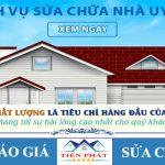 Dịch vụ sửa chữa nhà ở Biên Hòa