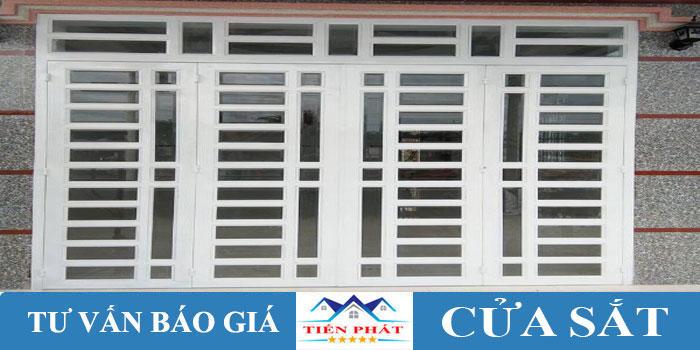 Cơ sở làm cửa sắt tại TPHCM uy tín