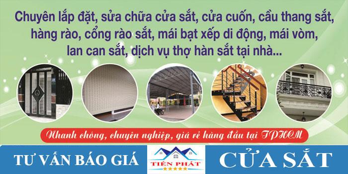 Sơn sửa chữa sắt tại TPHCM giá rẻ