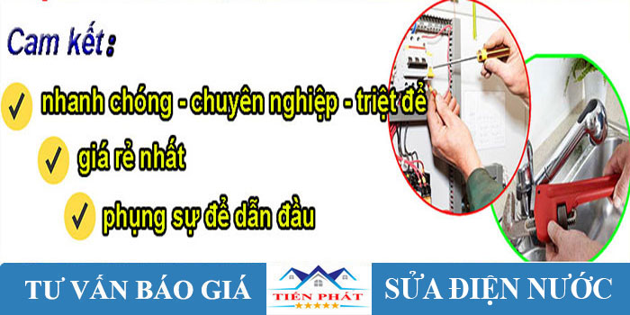 Thợ sửa điện tại nhà nhanh an toan