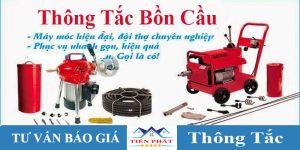 Thông tắc bồn cầu chuyên nghiệp tại TPHCM