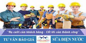 Thợ sửa điện tại nhà quận 6