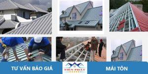 Thợ sửa chữa mái tôn tại quận 5