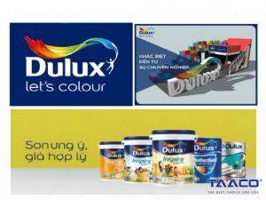 Bảng giá sơn Dulux