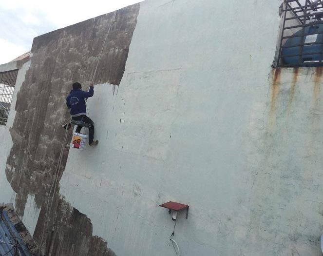 Chống thấm tường hiệu quả