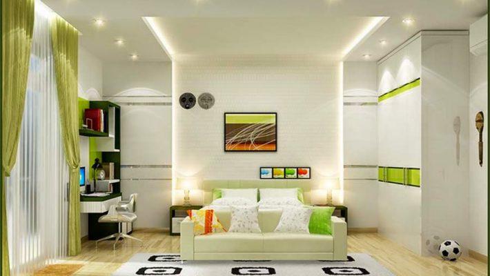 Màu sơn nội ngoại thất nhà đẹp nhất