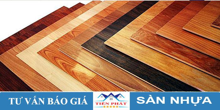 Tham khảo một số báo giá sàn gỗ nhựa giá rẻ