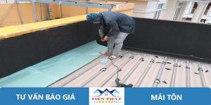 Thợ chuyên sửa chữa máng xối Inox, Tôn, Tole