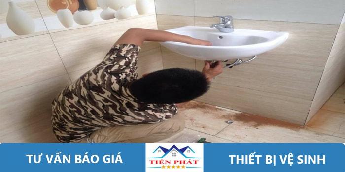 Sửa chữa thiết bị vệ sinh