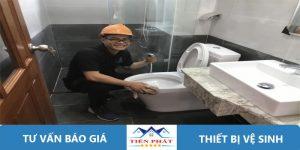 Thợ lắp thiết bị vệ sinh