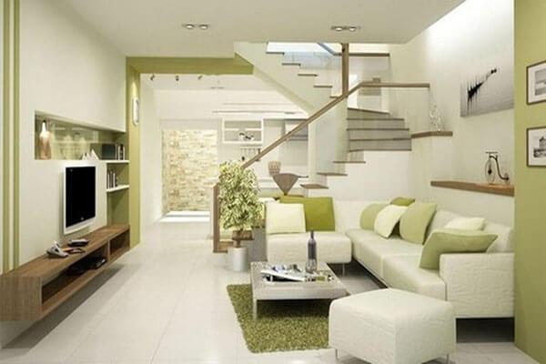 Thiết kế cho không gian phòng rộng lớn